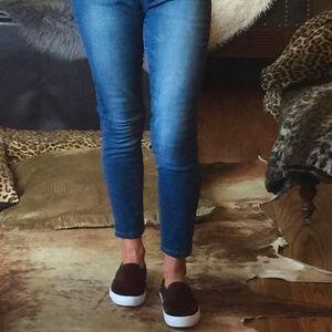 REBECCA MINKOFF Slip-On Sneakers SZ. 7